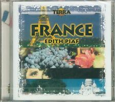 Terra - France Edith Piaf Cd Sigillato