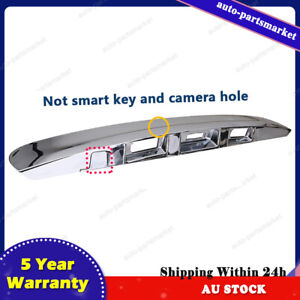 Tailgate Handle Garnish Cover Chrome Fits For Nissan Dualis/Dualis + 2 J10 07-13