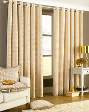 Tab Top Traditional Curtains & Pelmets