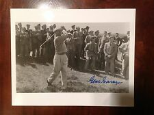 Rare Gene sarazen autographed photo!!!