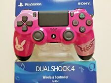 SONY PS4 PLAYSTATION 4  D.VA OVERWATCH PINK CONTROLLER