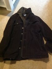 gap mens winter coat medium