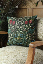 William Morris Blackthorn Large Cushion Cover