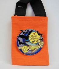 Disney Tinker Bell Trick or Treat Happy Halloween & Trick or Treat Bag LE Pin