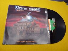 Vicious Rumors – Welcome To The Ball (EX/EX+) ToP CoPy heavy  inner   LP ç