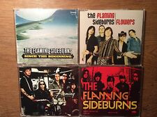 The Flaming Sideburns [4 CD MAXI] let ma take you far + FLOWERS + since + Lost