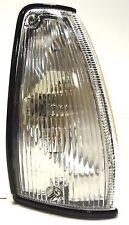 Front Right Corner Lamp Clear Indicator fits Nissan Micra K10 MK I 1988-1992