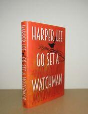 Harper Lee - Go Set A Watchman - 1st/1st