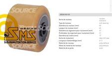 GALET ROUE STILL EXU H AC EXUH 85 60 61.5 17 mm PIECE GERBEUR ELECTRIQUE