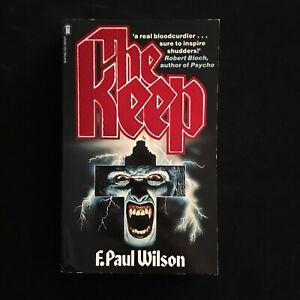 F. Paul Wilson - The Keep - NEL Paperback - 1992 Vintage Horror Paperbacks