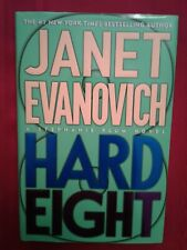 Hard Eight * Janet Evanovich * First Edition * 2002 * Hardcover *