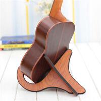 """21""""/23/26"""" Ukulele Violin Wooden Stand/Holder Mandolin Banjo Bracket Mount Shelf"""