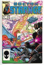 Doctor Strange 73 2nd Series Marvel 1985 NM Roger Stern