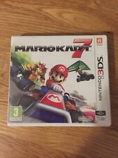 Mario Kart 7 Nintendo 3DS Game -  gift pin included