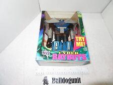 1992 New Sealed Ace Cyber Wars Raybot Robot Trendmaster Battle Box Ray Bot Toy
