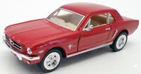 Kinsmart 1/36 Scale KT5351 - 1964 1/2 Ford Mustang Pull Back And Go