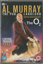 Al Murray The Pub Landlord Beautiful British Tour Live at the O2 New & Sealed