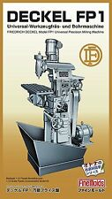 Fine Molds 15502 1/12 DECKEL FP1 Universal Precision Milling Machine from Japan