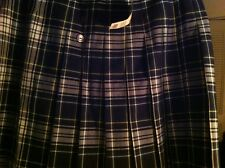 Plaid Kilt For Women