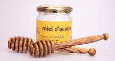 Honiglöffel aus Olivenholz Unikat Honigheber Löffel Honig