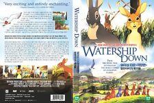 Richard Adams' Watership Down (1978) - Martin Rosen  DVD NEW