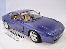 Ferrari 456 GT 1992 1:18 Burago Diamonds Modellauto in OVP