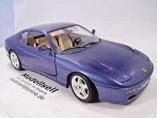 Ferrari 456 GT 1992 1:18 Burago Diamonds Modellauto in OVP