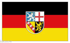 Saarland (Germany) Flag 5FT X 3FT
