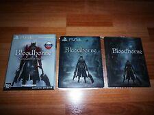 Bloodborne Collector's Edition Russian version (Box, Steelbook, Artbook, Game)