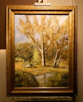 ESCONDIDO ODYSSEY original oil painting  by Richard R. Nervig