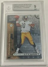 2000 PLAYOFF MOMENTUM KORDELL STEWART #70 GRADED SERIES 1 OF 210 BGS 9 MINT (DR)
