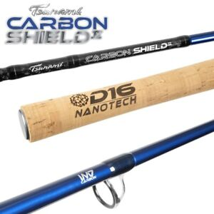 Tsunami Carbon Shield II Spinning Rods