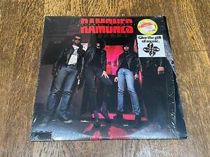 Ramones LP in Shrink - Halfway to Sanity - Sire Records 1-25641 1987