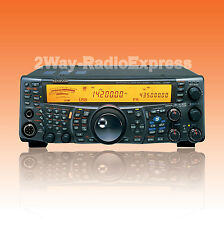 KENWOOD TS-2000 HF-50MHz-VHF-UHF All-Mode Base Satellite Tranceiver, UNLOCKED TX