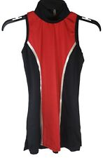 Red and Black Racing Dress Dance Outfit/Costume - Child C12