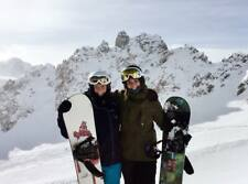 BURTON WOMENS ALL MOUNTAIN SNOWBOARD