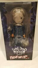 Mezco Toyz Living Dead Dolls Presents Friday The 13Th Jason Vorhees Doll Figure