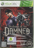 Shadows of the Damned - Xbox 360 - Region Free