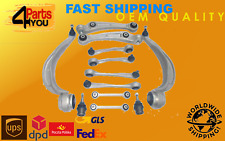 FRONT SUSPENSION KIT SET CONTROL ARMS WISHBONE Audi A4 B8 A5 Q5 2011 MACAN PORSC