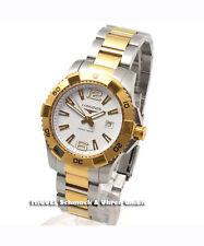 Longines Armbanduhren im Luxus-Stil mit Datumsanzeige