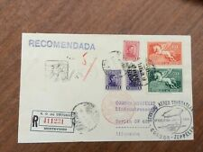 More details for lz 127 zeppelin 7th  south america  fflight 1/10/1932