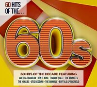 60 Hits of the 60s [CD]