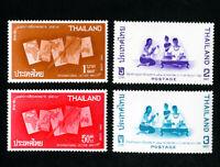 Thailand Stamps # 452-5 VF OG LH Catalog Value $30.00