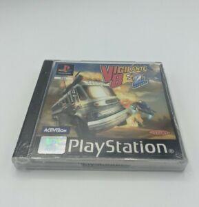 Vigilante 8: 2nd Offense Black Label (Playstation 1) PS1 Game Sealed PAL