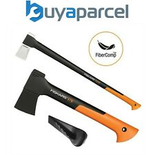 Fiskars XS X7 121423 Chopping Axe 850g Splitting Axe Grenade Log Splitting Wedge