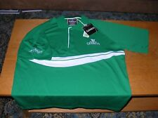 Guinness Beer Green Rugby Polo / Soccer Jersey, St. James Gate Dublin, Ireland