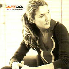 CD Single Céline DION	Et je t'aime encore CARD SLEEVE 3 tracks	RARE NEW