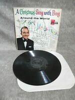 Bing Crosby-A Christmas Sing With Bing-DECCA DL-8419-CHRISTMAS BLOW-OUT SALE!