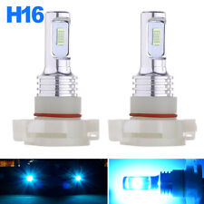 H16 5202 Ice Blue Led Fog Light Driving Bulb For Chevy Tahoe 2007 2008 2009-2015