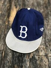 New Era 9Fifty - Brooklyn Dodgers COOPERSTOWN COLLECTION Snapback Hat Cap